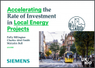 Accelerating the Rate of Investment in Local Energy Projects - Summary Report