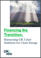 Financing the Transition: Harnessing UK Cities' Ambition for Clean Energy