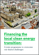 Financing the local clean energy transition