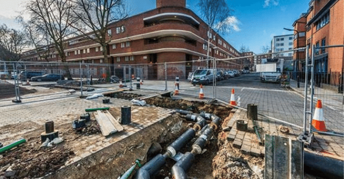 UK100 | Knowledge Hub | Somers Town Energy